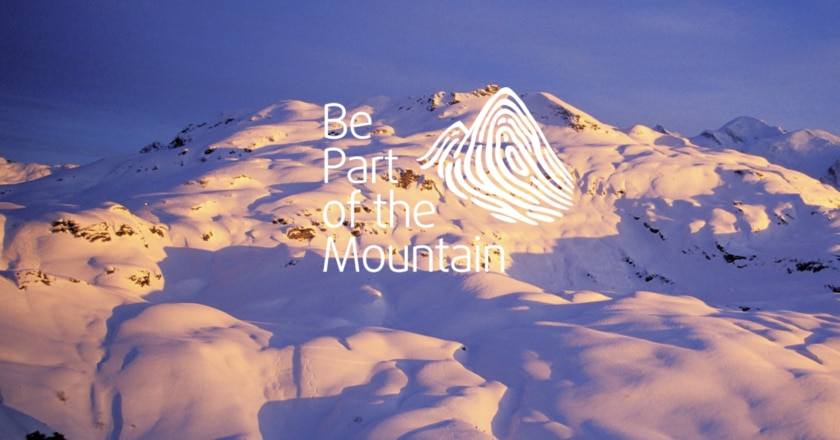 Be Part of The Mountain, comunicazione, responsabilità, escursionismo, outdoor, tutela, fauna