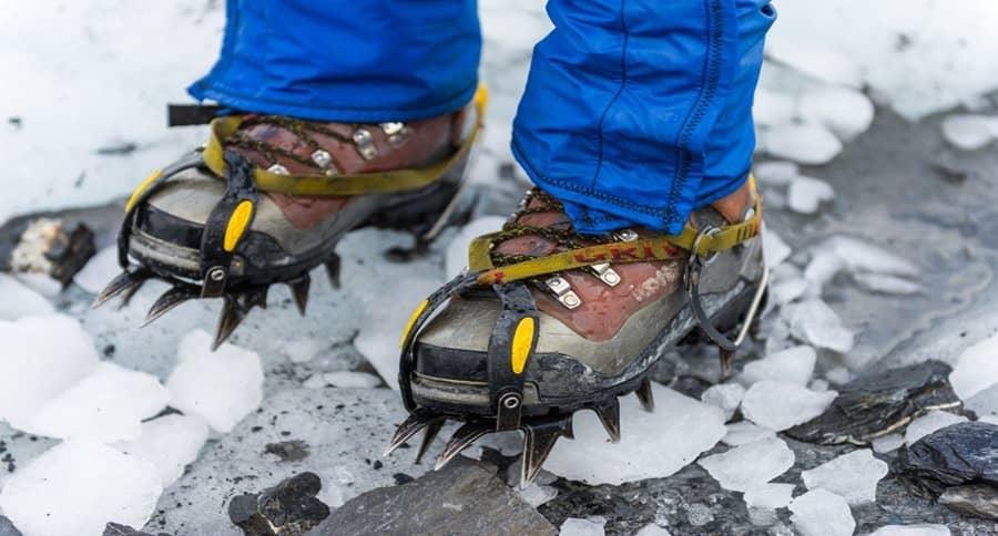 Ghiaccio, sicurezza, soccorso alpino