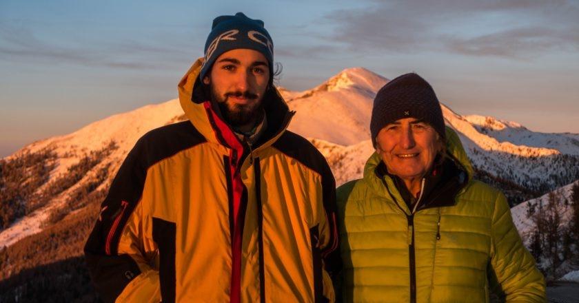 Giorgio Daidola, Filiberto Daidola, scialpinismo, ski spirit