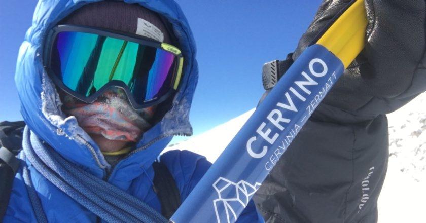 François Cazzanelli, Sergio Cirio, Monte Vinson, Antartide