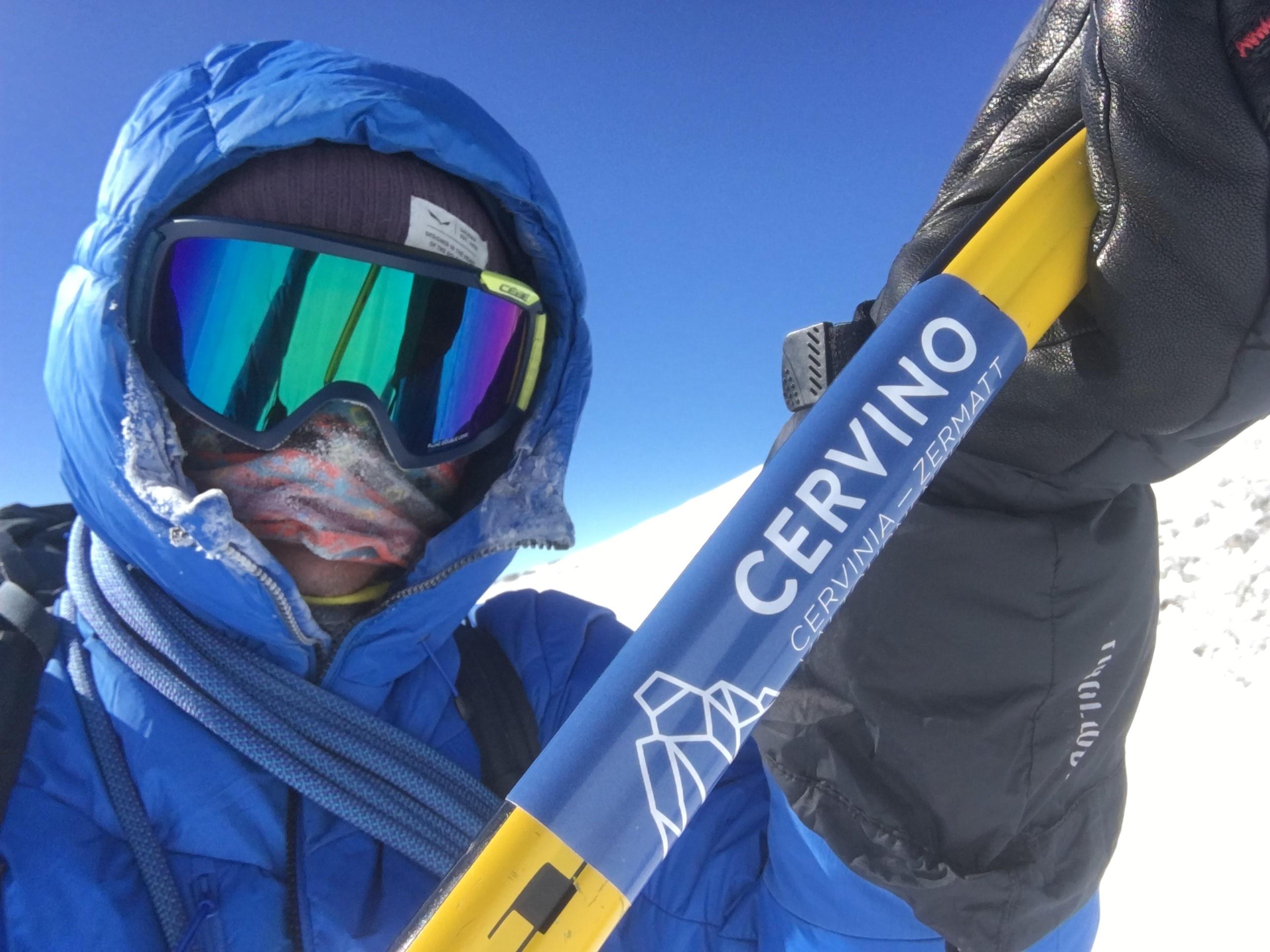 Photo of Cazzanelli: l'Antartide? Come trovarsi di fronte all'infinito
