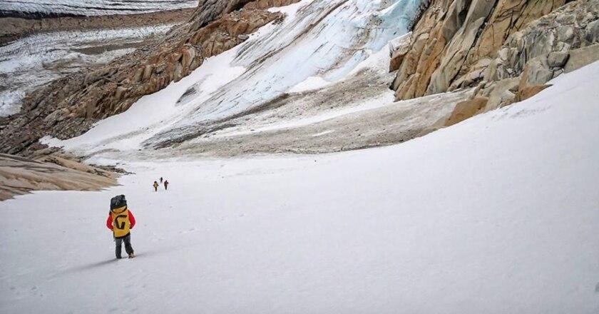 alpinismo, Hervé Barmasse, Patagonia, Cerro Piergiorgio, Cerro Domo Blanco