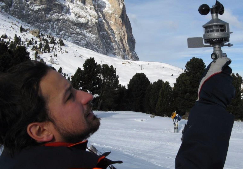 """Photo of Alpi senza neve. Filippo Thiery: """"se questo regime persiste mancheranno adeguate riserve idriche"""""""