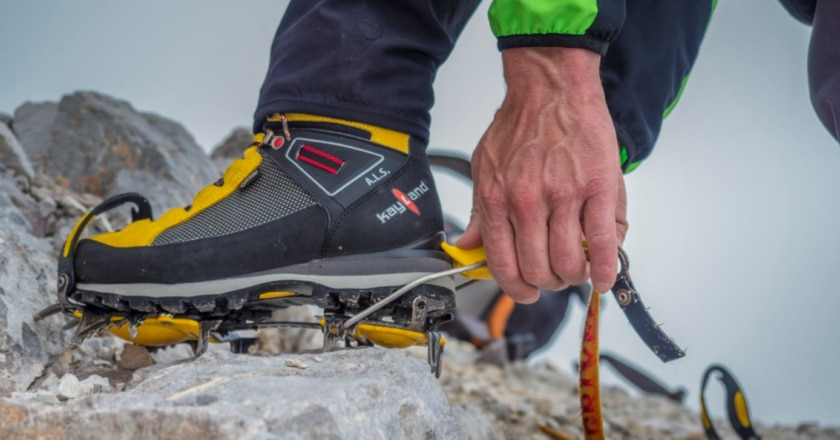 scarponi, kayland, trekking