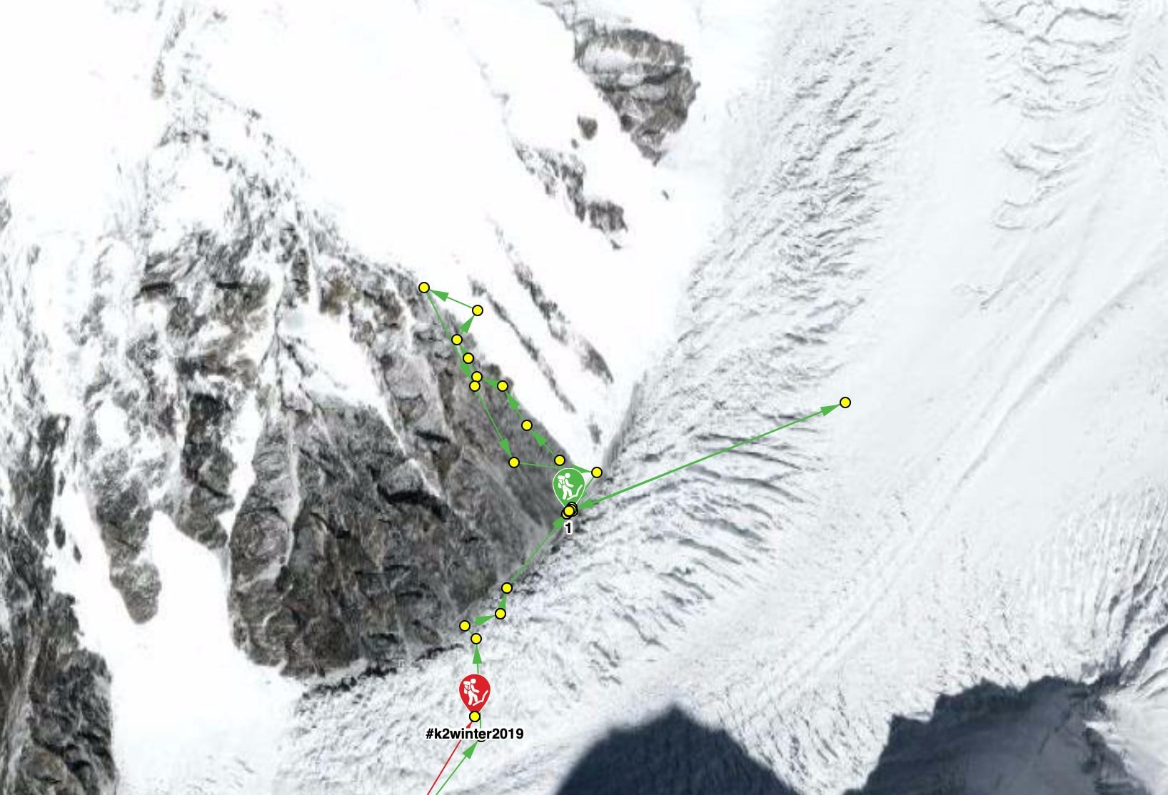 Photo of Invernale al K2: la spedizione russa ha raggiunto i 5750 metri
