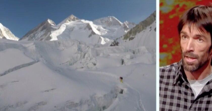 hervé barmasse, alpinismo, kilimangiaro, rai, rai3