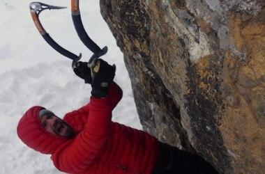 alpinismo, nanga parbat, dry tooling, tom ballard, daniele nardi