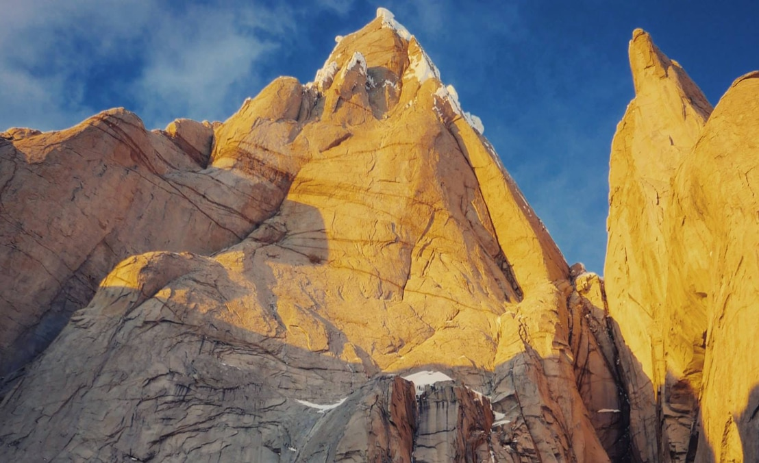Photo of Patagonia: Della Bordella e Pasquetto di nuovo in parete. Online la seconda puntata del podcast