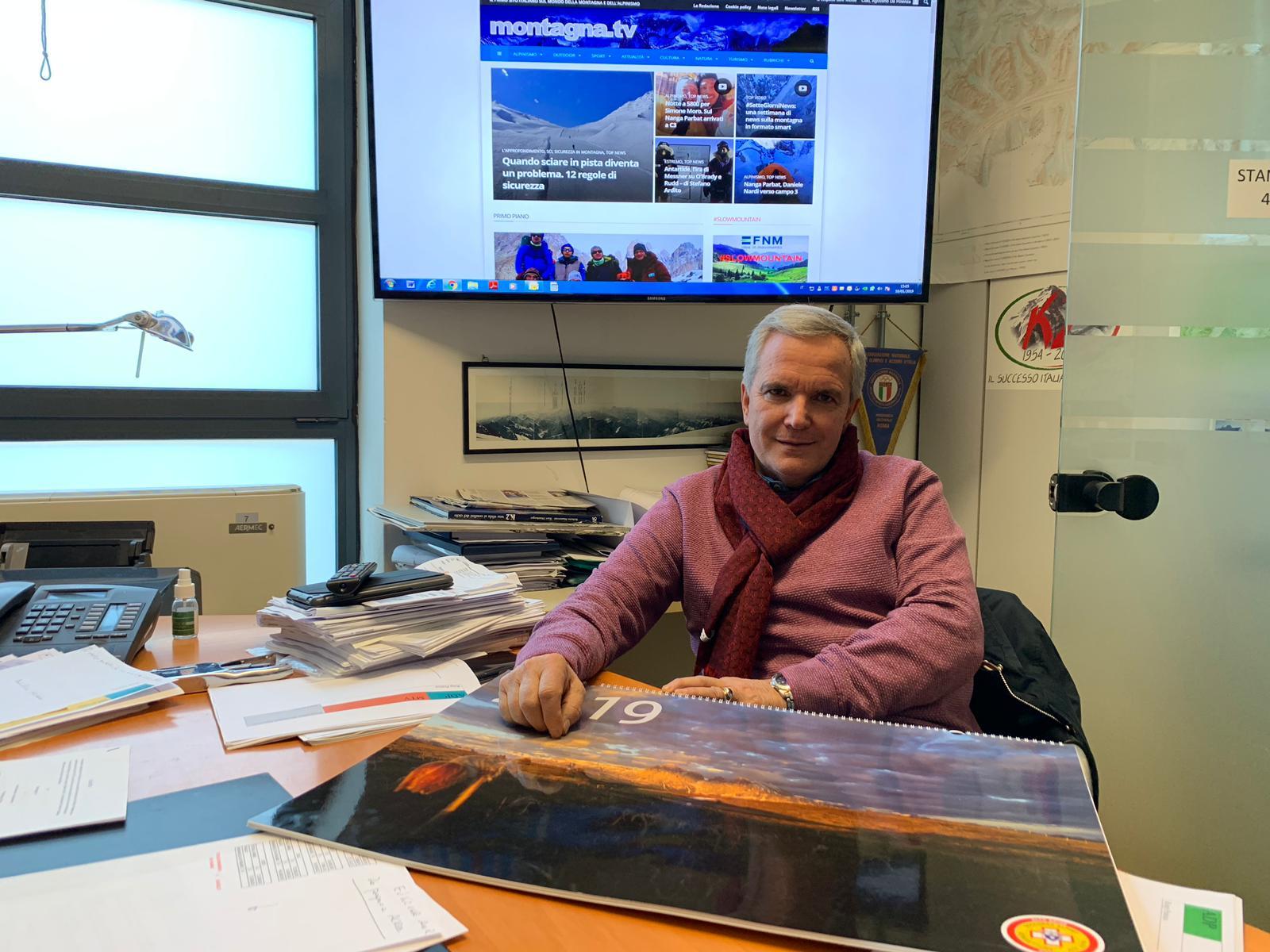 Photo of Giorgio Gajer: sulle piste più utili i pittogrammi, ma sui sentieri il bilinguismo è fondamentale