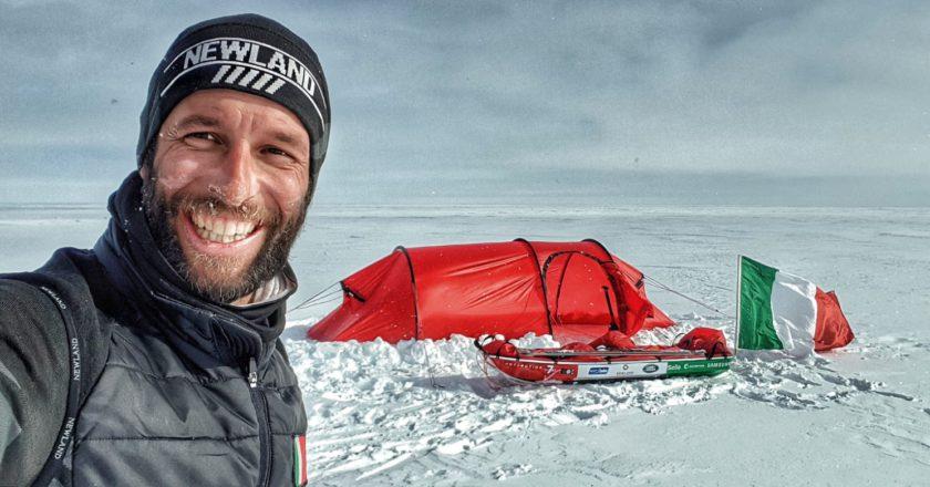 Danilo Callegari, Antarctica Extreme, Antartide, Monte Vinson