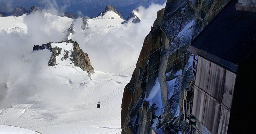 cabinovia, monte bianco, incidente, Auguille du Midi, Punta Helbronner, Panoramic Mont Blanc