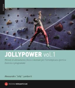 Jollypower, Alessandro Lamberti, arrampicata, allenamento