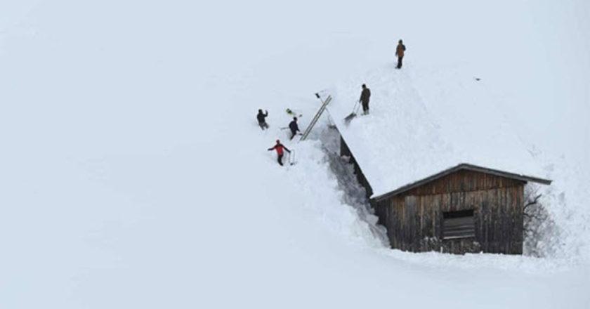 austria, record, ZAMG, hochfilzen, meteorologia, neve