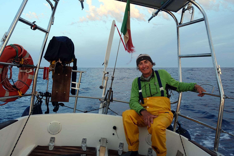 Giorgio Daidola, mare, Dal Mediterraneo alle Azzorre, Edizioni il Frangente