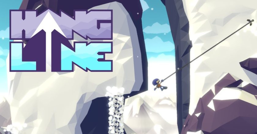 HangLine, mountain climber, iOS, Android, Apple store, action game, soccorso alpino, smartphone
