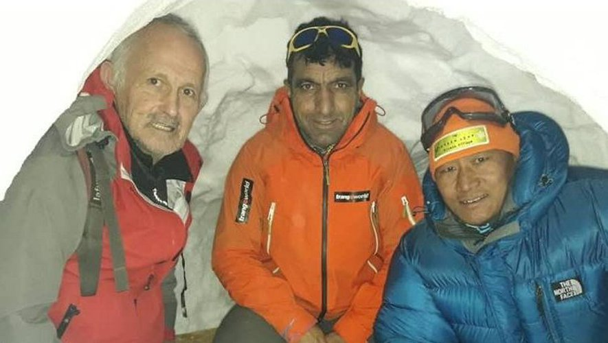 Marc Batard, Everest, scuola, guide alta montagna, alpinismo