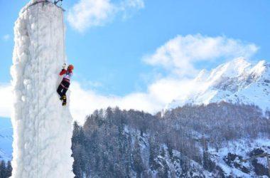 Corvara, Val Passiria, ice climbing world cap, arrampicata su ghiaccio, alto adige, coppa del mondo