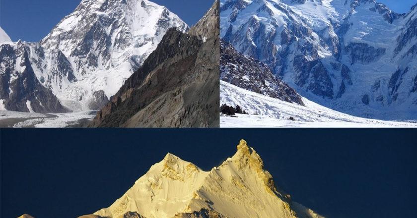 alpinismo, invernali, k2, manaslu, nanga parbat, simone moro, daniele nardi, tom ballard