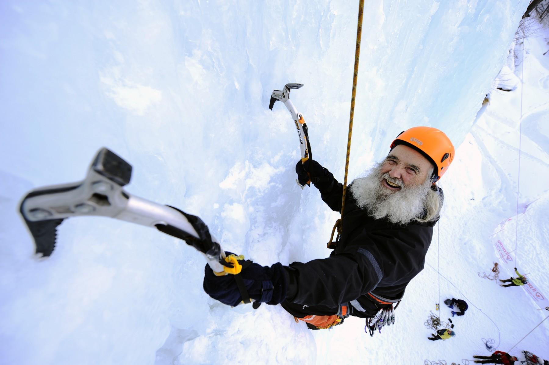Photo of Se n'è andato Gustìn Gazzera, l'operaio alpinista