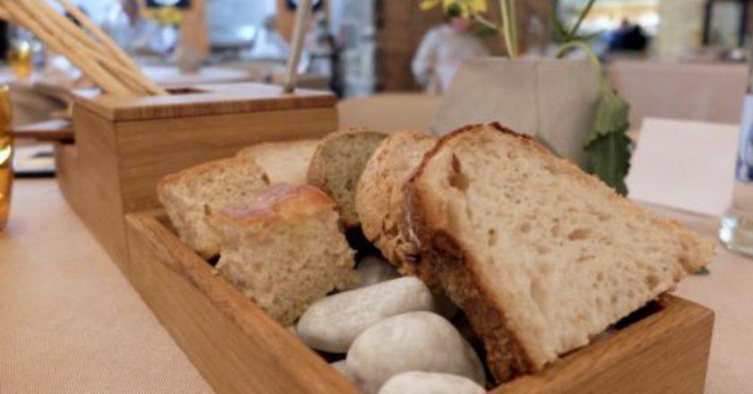 Stefano Basello, chef, Udine, Il Fogolar, Friuli Venezia Giulia, maltempo, pane, cucina, rinascita