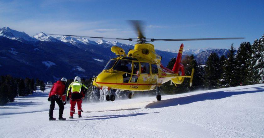 Gran Sasso, Soccorso Alpino, Voltigno
