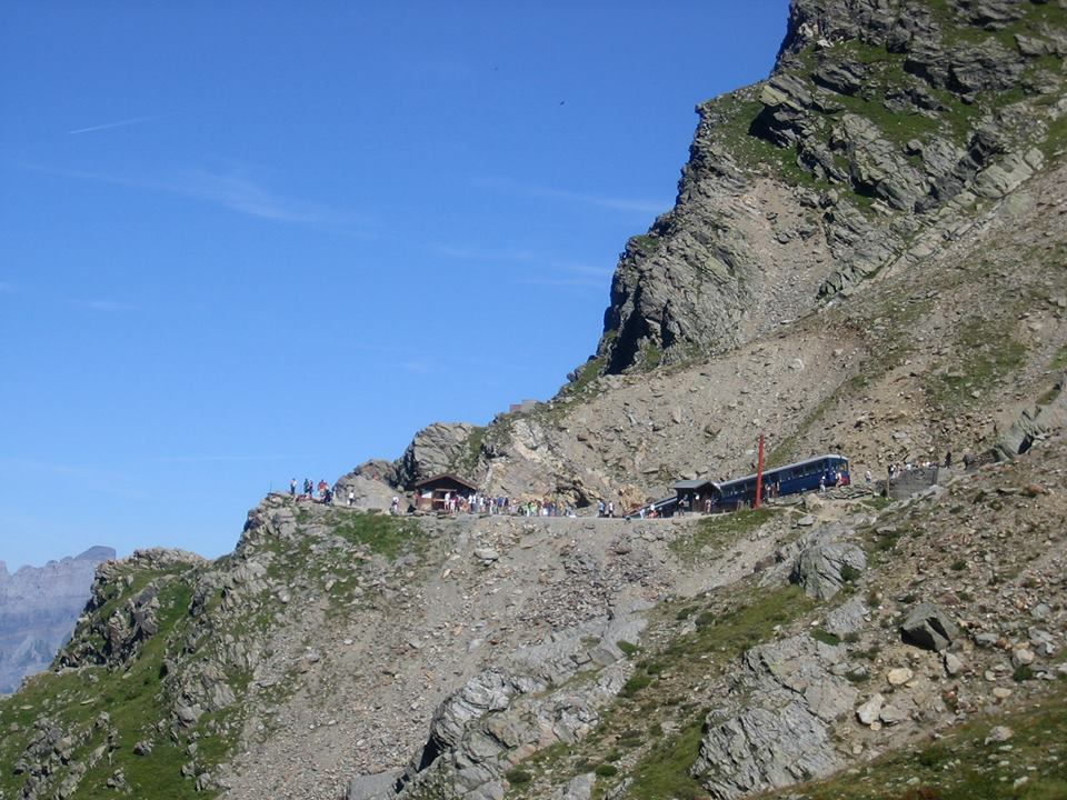 monte bianco, tramway du mont blanc, denis urubko, incidente