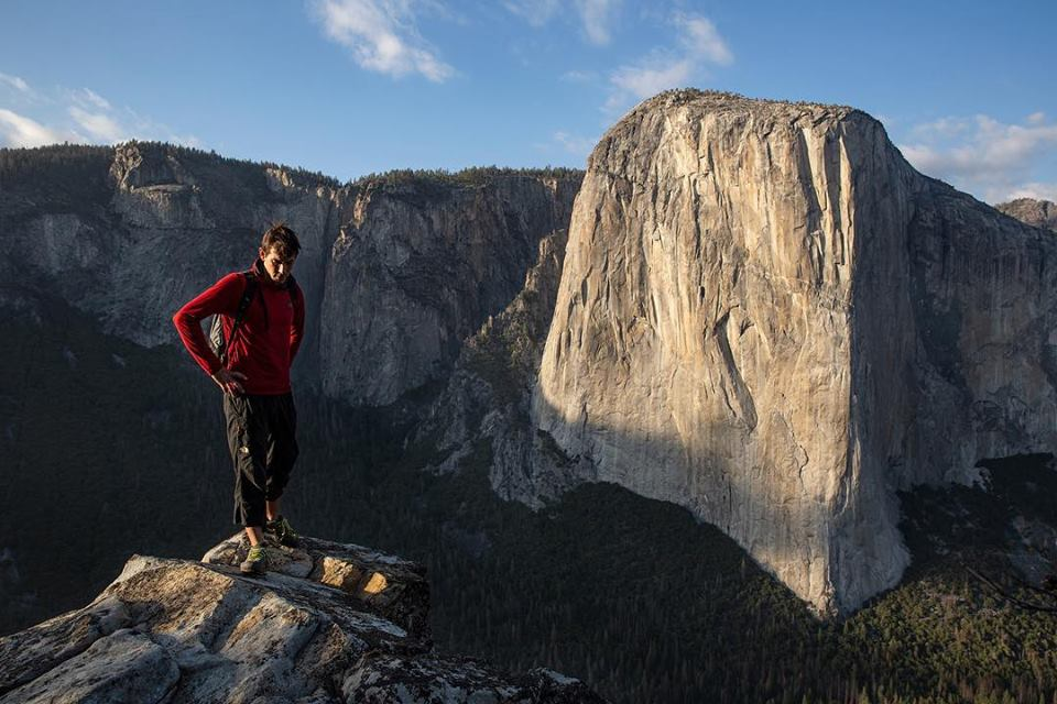 "Photo of ""What if He falls?"" – Il video dietro le quinte del documentario ""Free Solo"" di Alex Honnold"