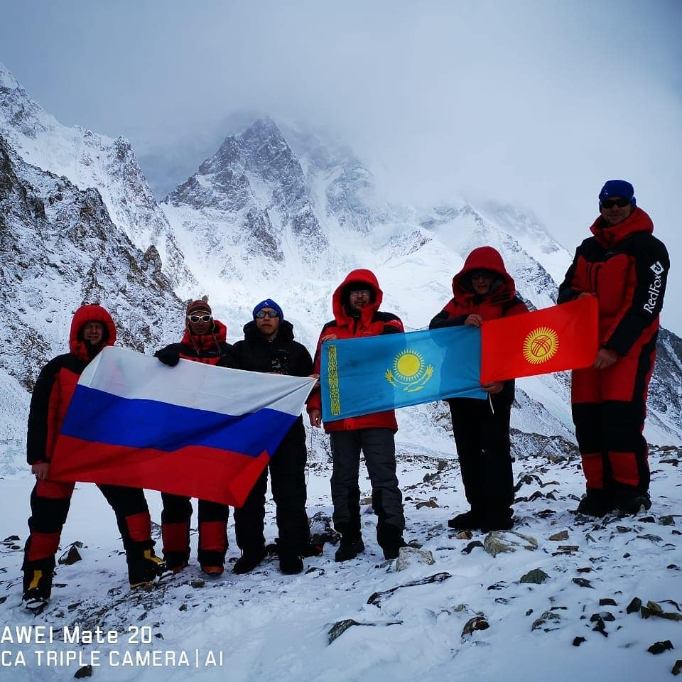 Photo of Invernali – K2: nuovo sponsor per la spedizione russa. In arrivo altri 3 alpinisti