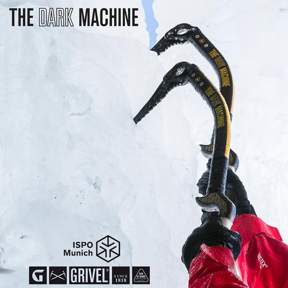The Dark Machine. Foto Facebook Grivel