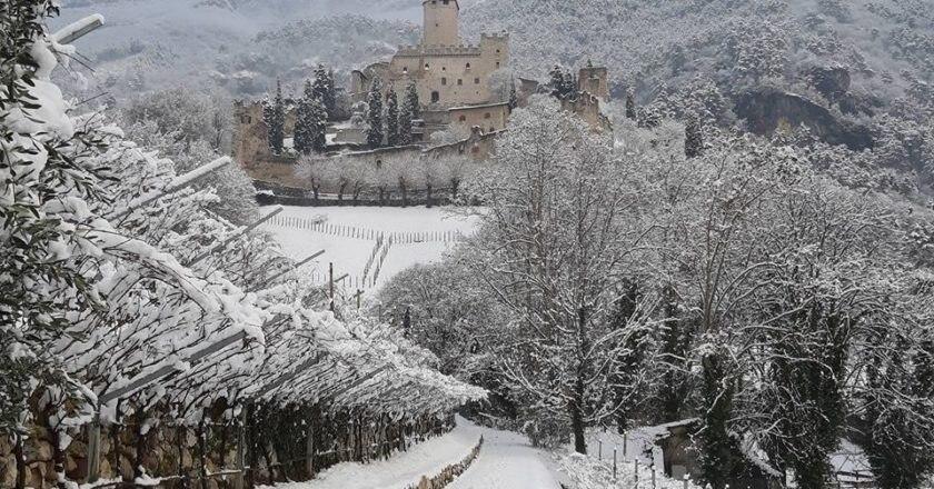 FAI, Fondo Ambiente Italiano, Progetto Alpe, Sergio Mattarella, restauro, ambiente, tradizione