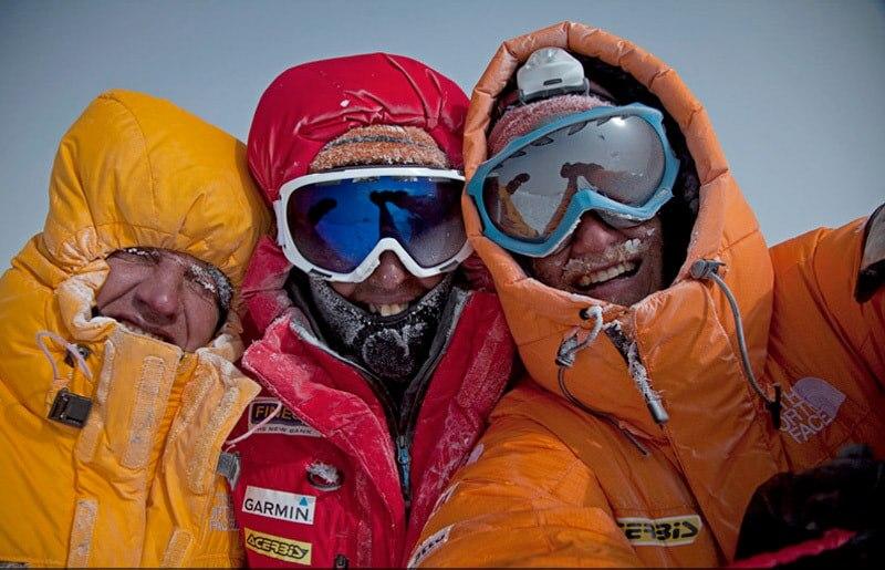 Photo of Gasherbrum II. Il video della prima salita invernale di Moro, Urubko e Richards