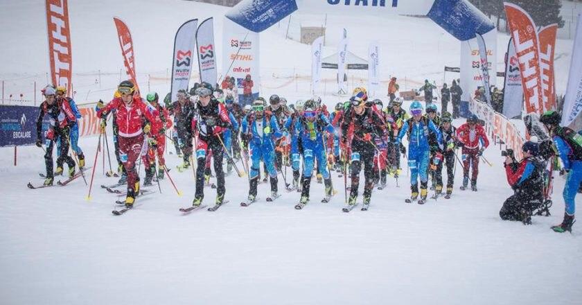 Coppa del Mondo, scialpinismo, Robert Antonioli, Michele Boscacci, Alba De Silvestro, Le Dévoluy
