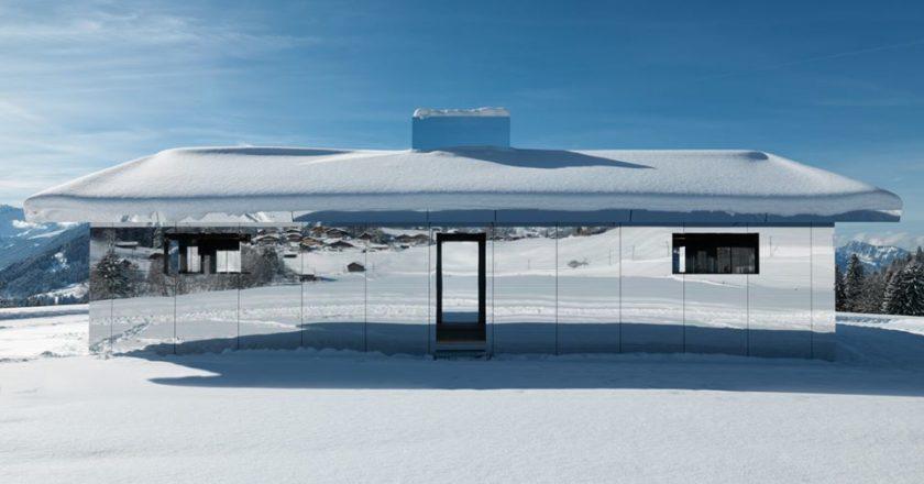 chalet, specchi, mirage gstaad, polemica, ambientalisti, svizzera, elevation 1049