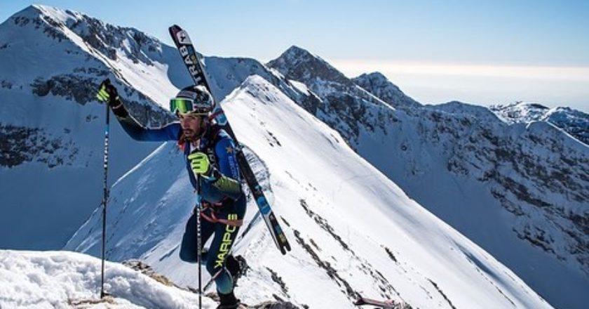 Transcavallo, scialpinismo, Col Indes, Robert Antonioli, Matteo Eydallin, Alba De Silvestro, Lorna Bonnell
