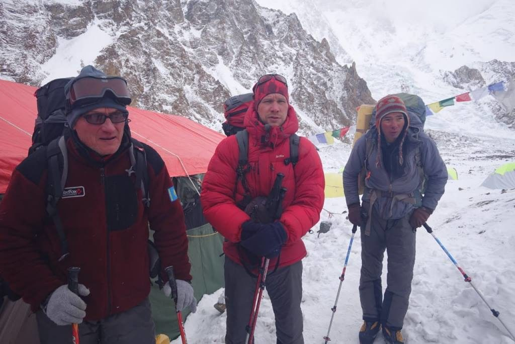 alpinismo, k2, invernali, alex txikon