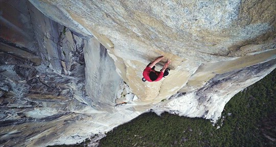 "Photo of ""Free solo"" in tv questa sera"