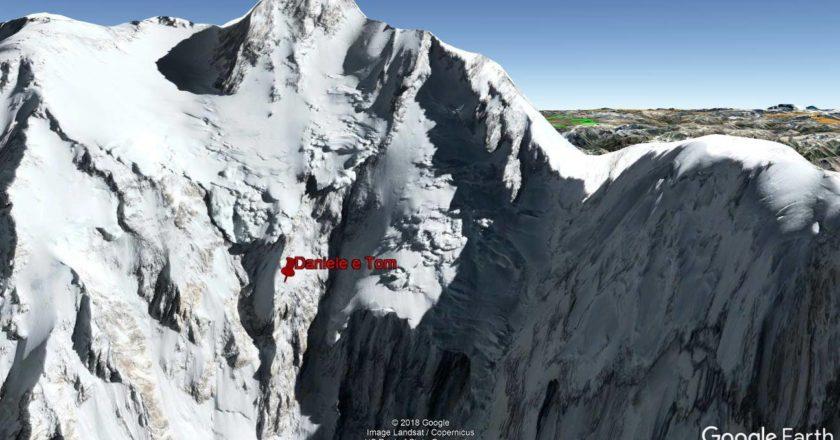 alpinismo, nanga parbat, daniele nardi, tom ballard