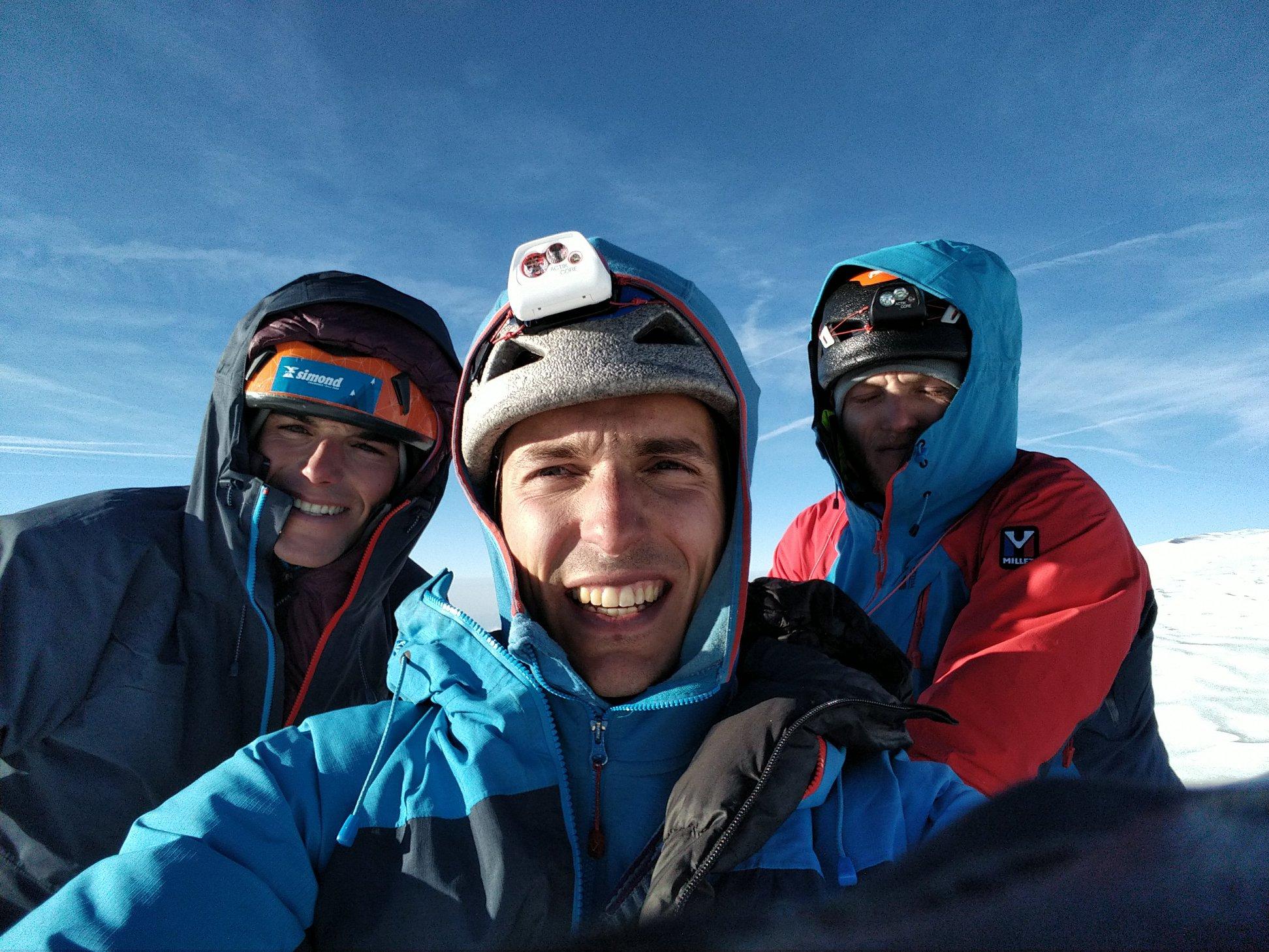 alpinismo, monte bianco, cassin, sperone walken, grandes jorasses