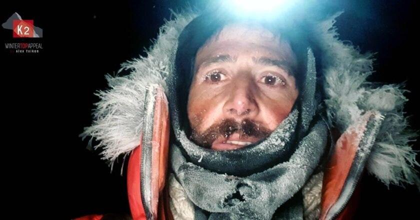 Alex Txikon, k2, invernali, Alpinismo,