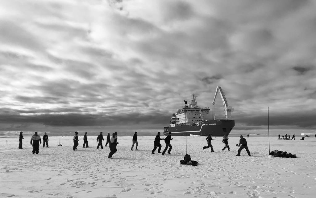 Weddel Sea Expedition 2019, Sir Ernest Shackleton, Endurance, Antartide