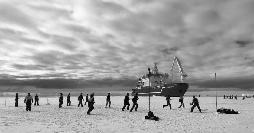 Weddel Sea Expedition 2019, Sir Ernest Shackleton, Endurance, Antartide
