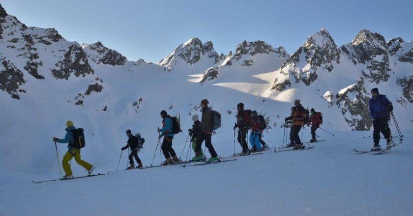 Scialpinisti Foto Michele Comi