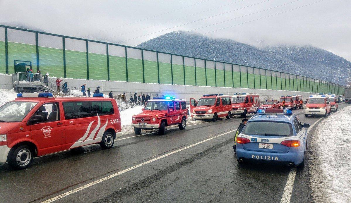 Photo of Neve in Alto Adige, caos sulla Brennero. Protezione civile: non usate l'A22