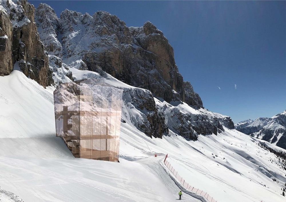 Photo of Alto Adige. CAI e AVS contro la costruzione di una torre di vetro di 18 metri sul Catinaccio