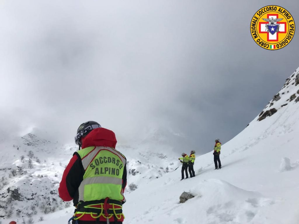 incidenti in montagna, piancavallo, motoslitta, svizzera