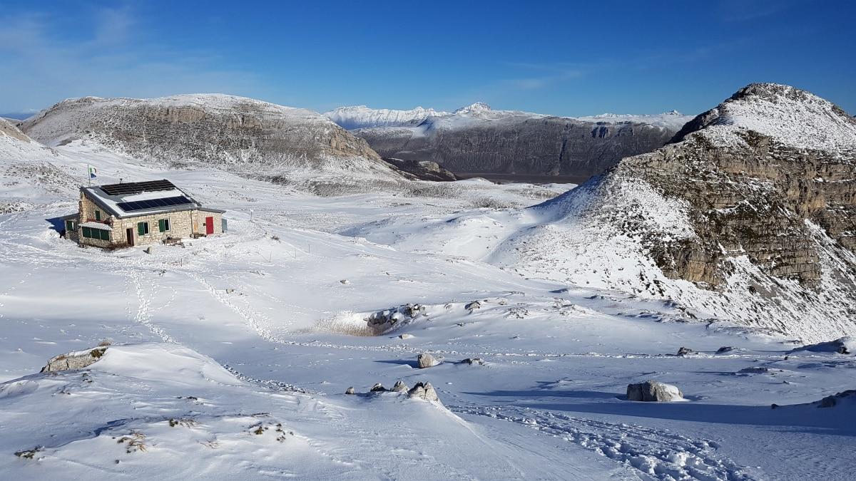 Photo of Abruzzo, l'inverno dei nuovi rifugi – di Stefano Ardito