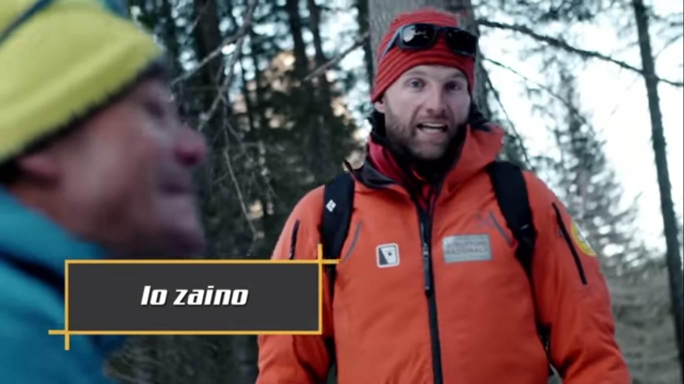CNSAS, Sicuri in montagna, trekking invernale, video, tutorial, sicurezza in montagna