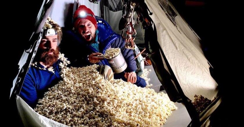 Sean Villanueva, Nico Favresse, Patagonia, Messico, youtube, musica, arrampicata