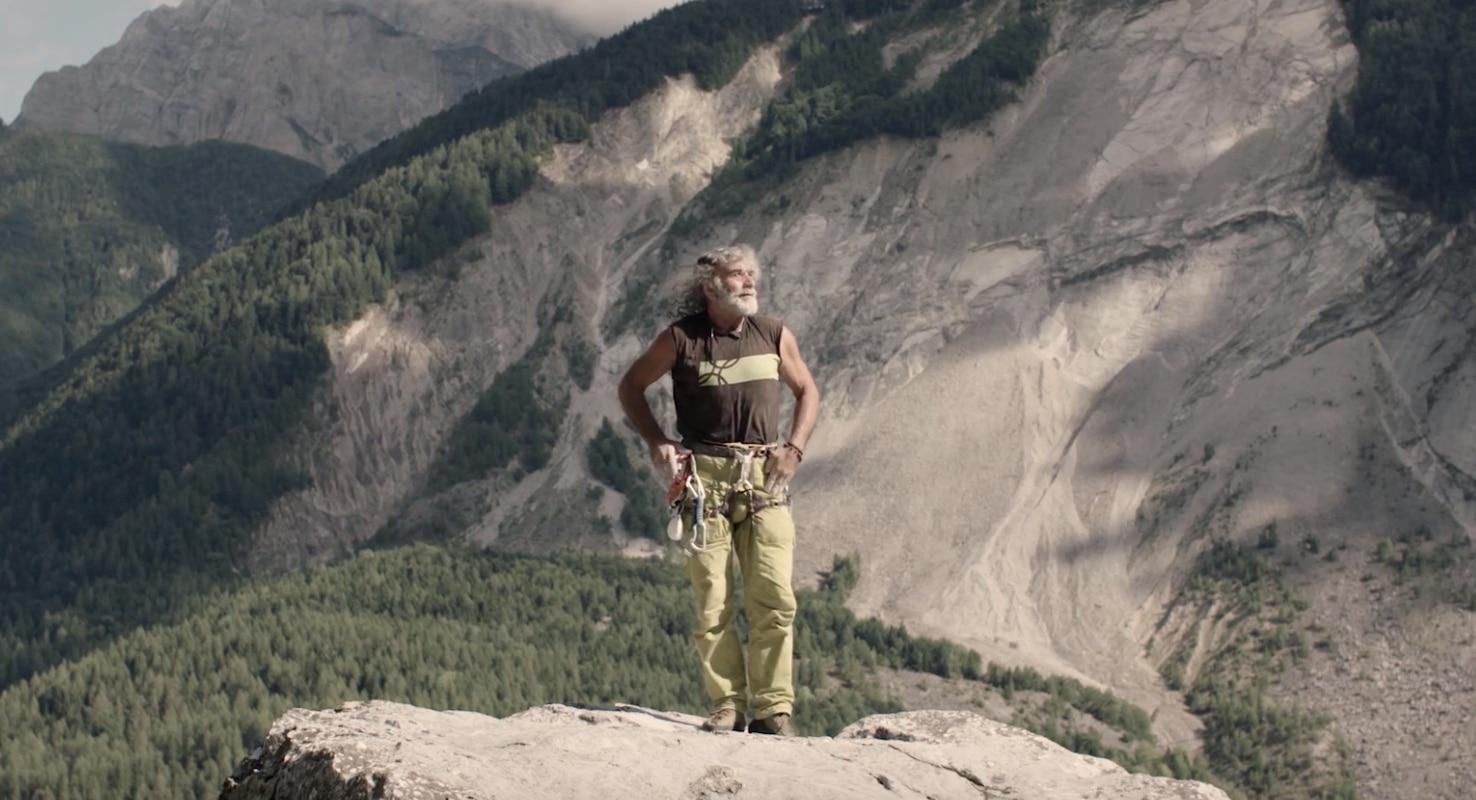 Photo of Mountain and Chill – Sulle Dolomiti con Mingo e la Cucinotta. Primo episodio: Mauro Corona