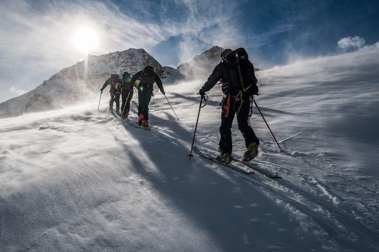 Photo of Praticare alpinismo per vincere la dipendenza dalle droghe